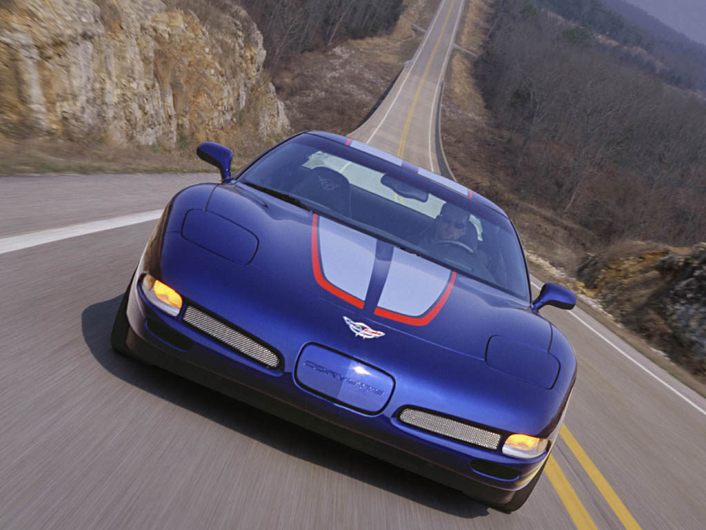 2004 Chevrolet Corvette Z06 Le Mans Commemorative Edition